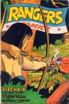 Cover For Rangers Comics 34