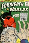 Cover For Forbidden Worlds 113