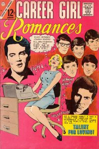 Large Thumbnail For Career Girl Romances #32