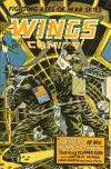 Cover For Wings Comics 61
