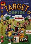Cover For Target Comics v3 6