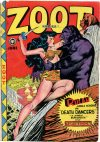 Cover For Zoot Comics 15