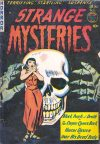 Cover For Strange Mysteries 15