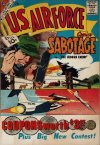 Cover For U.S. Air Force Comics 15