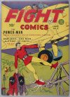 Cover For Fight Comics 6