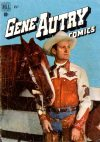 Cover For Gene Autry Comics 27