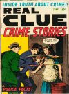 Cover For Real Clue Crime Stories v7 4