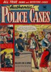 Cover For Authentic Police Cases 32
