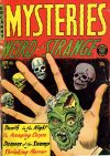 Cover For Mysteries Weird and Strange 3