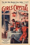 Cover For Girls' Crystal 173