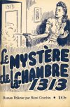 Cover For Albert Brien 14 Le Mystère de la chambre