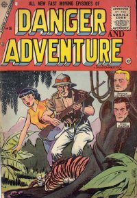 Large Thumbnail For Danger and Adventure #26