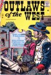 Cover For Outlaws of the West 12