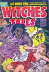 Cover For Witches Tales 15