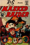 Cover For Masked Raider 5 (Blue Bird)