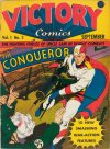 Cover For Victory Comics 2 (NuFiche)
