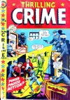 Cover For Thrilling Crime Cases 41