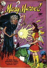 Large Thumbnail For Mary Marvel #19