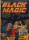 Cover For Black Magic 15 (v2 9)