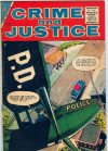 Cover For Crime And Justice 26