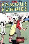 Cover For Famous Funnies 156