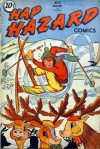 Cover For Hap Hazard Comics 3