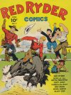 Cover For Red Ryder Comics 7