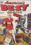 Cover For America's Best Comics 29