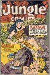 Cover For Jungle Comics 116