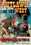 Cover For Outlaws of the West 31