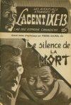 Cover For L'Agent IXE 13 v2 2 – Le silence de la mort