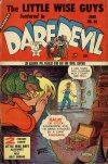 Cover For Daredevil Comics 99