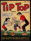 Cover For Tip Top Comics 76