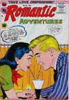 Cover For Romantic Adventures 64