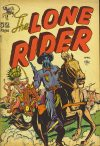 Cover For Lone Rider 1