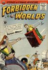 Cover For Forbidden Worlds 95
