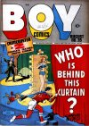 Cover For Boy Comics 35