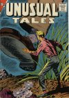 Cover For Unusual Tales 14