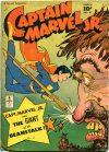 Cover For Captain Marvel Jr. 47
