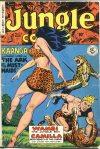 Cover For Jungle Comics 123