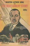 Cover For Martin Luther King and The Montgomery Story