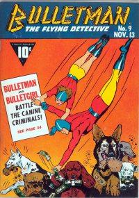 Large Thumbnail For Bulletman #9