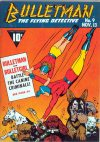 Cover For Bulletman 9