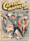 Cover For Captain Marvel Jr. 30
