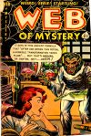 Cover For Web of Mystery 14