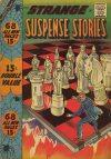 Cover For Strange Suspense Stories 36
