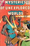 Cover For Mysteries Of Unexplored Worlds 39