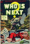 Cover For Who Is Next? 5