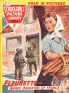Cover For Schoolgirls' Picture Library 63 Fleurette