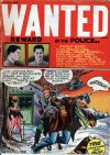 Cover For Wanted Comics 11